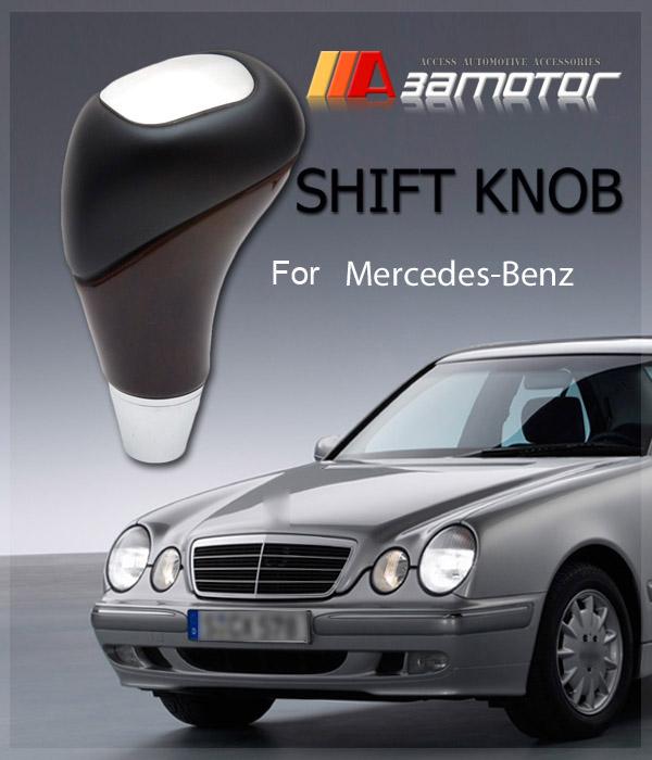 94-98 W140 97-98 Manual GEAR SHIFTER KNOB Fits MERCEDES BENZ W210 W220 W163 W202