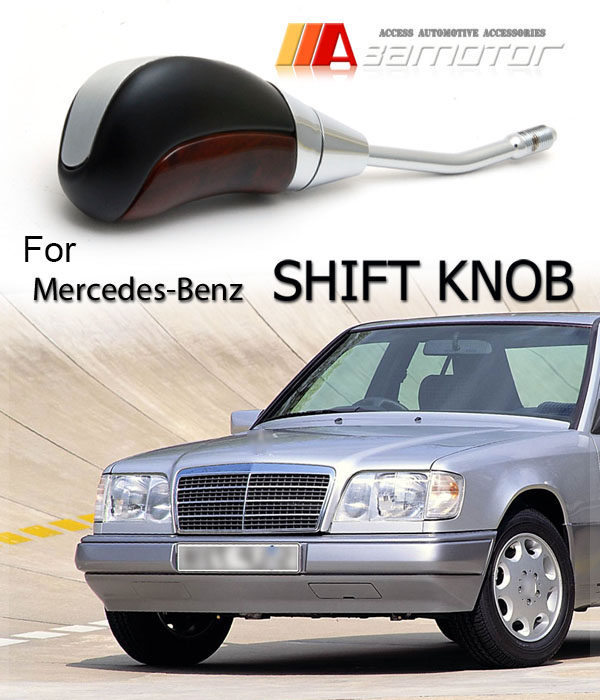 Mercedes benz automatic transmission at auto shift knob for Mercedes benz shift knob replacement