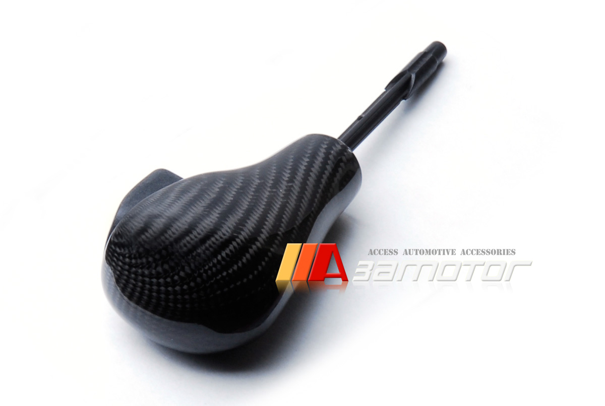 Bmw Full Carbon Fiber Auto Transmission At Shift Knob E46