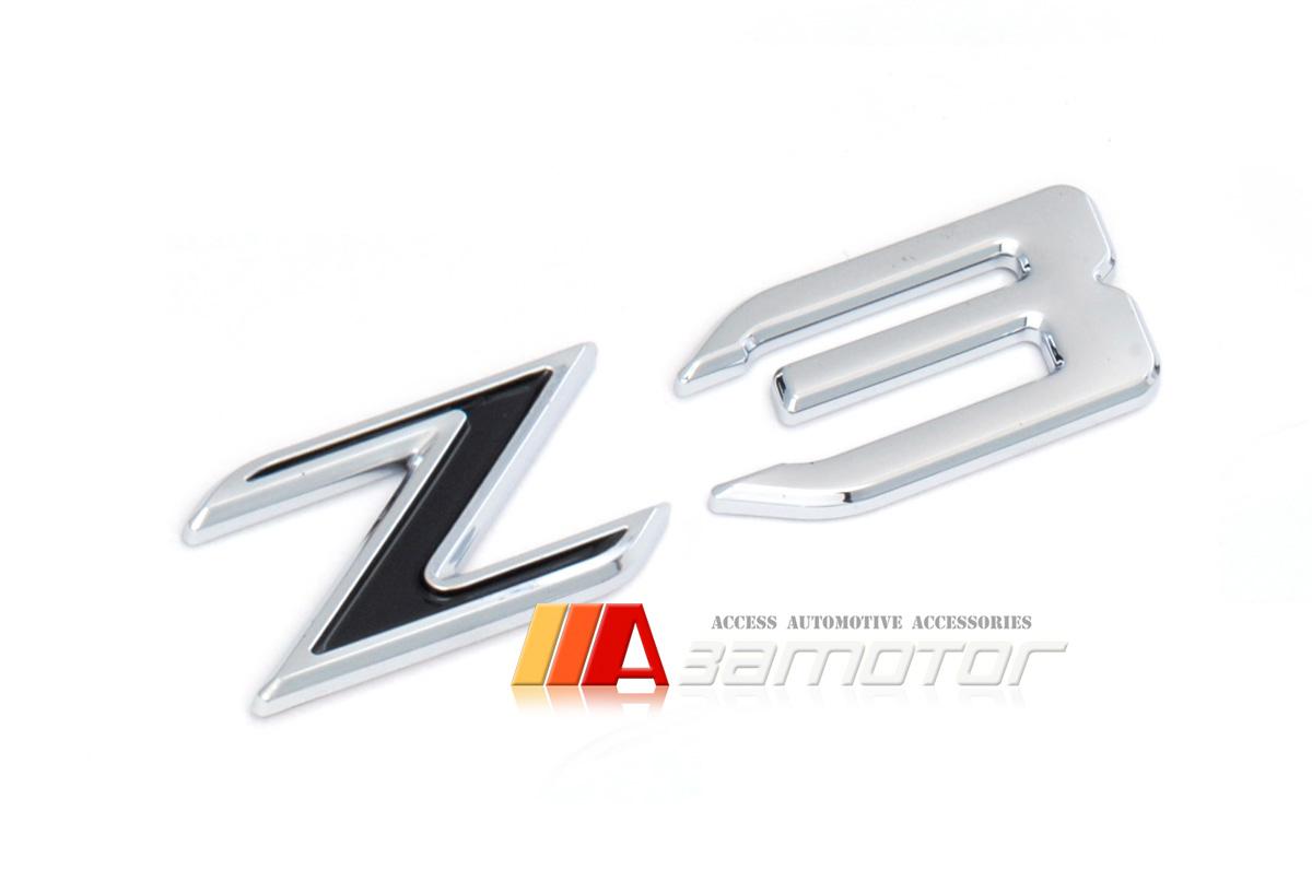 Bmw E36 7 Roadster E36 8 Coupe Trunk Rear Emblem Badge