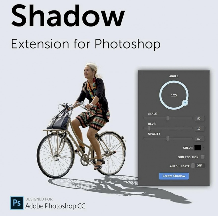 Usefull extention//Photoshop extension