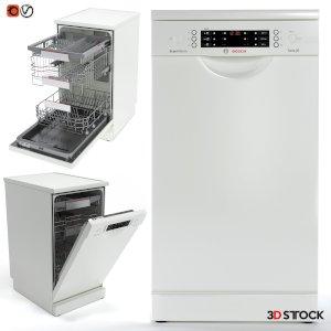 Bosch Supersilence Sps66tw11r Dishwasher
