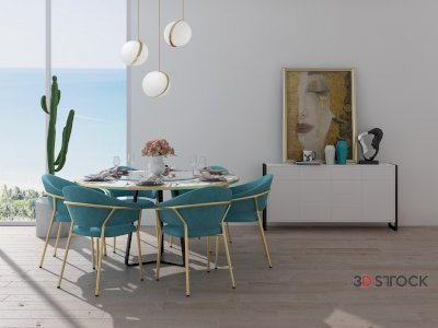 Table & Chair Set 13