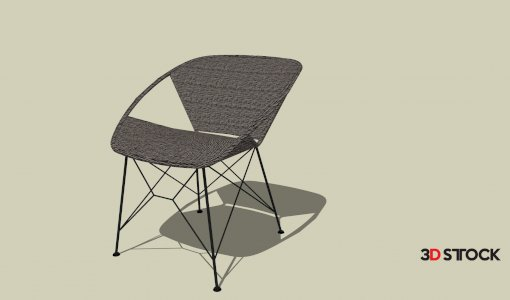 outdoor furniture collection sketchup