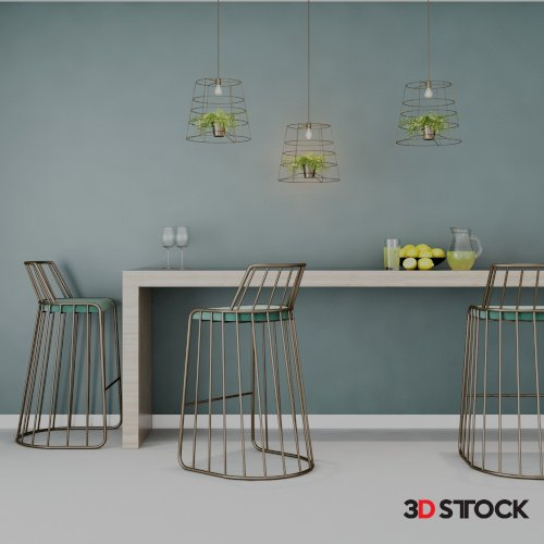 Table And Chair Set 5