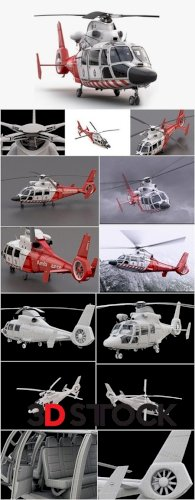 Eurocopter-AS-365-Air-Ambulace