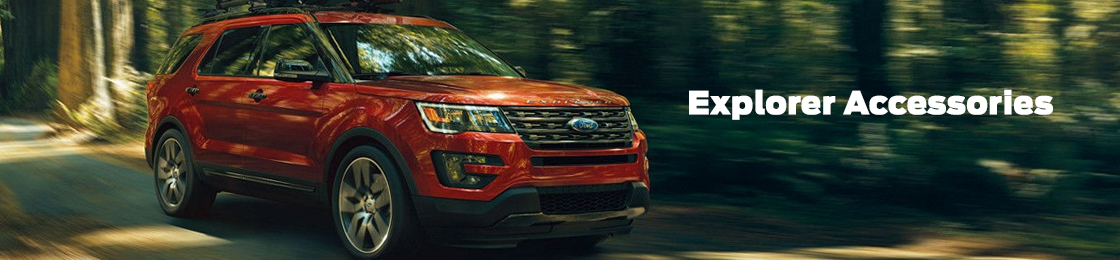 Genuine Ford Ford Explorer Accessories Information in Tacoma, WA