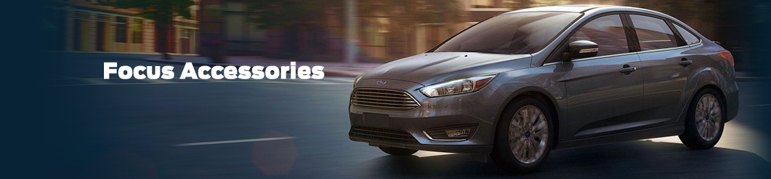 Genuine Ford Focus Accessories Information in Tacoma, WA