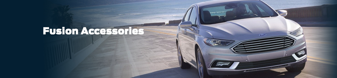 Genuine Ford Fusion Accessories Information in Tacoma, WA