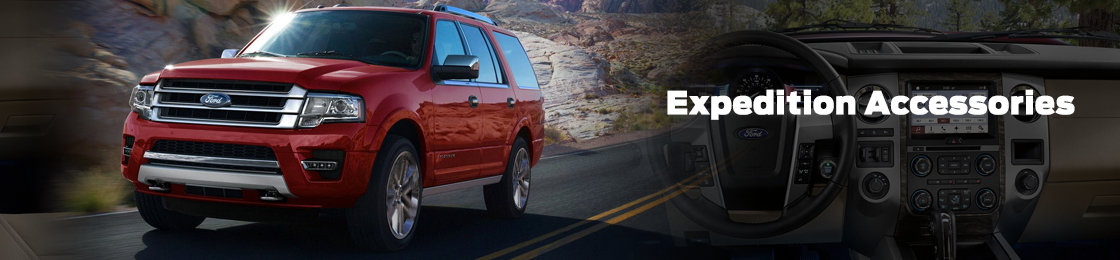 Shop Ford Expedition Accessories Online at Titus Will Ford in Tacoma, WA