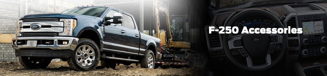Shop Genuine Ford F-250 Accessories Online at Titus Will Ford in Tacoma, WA