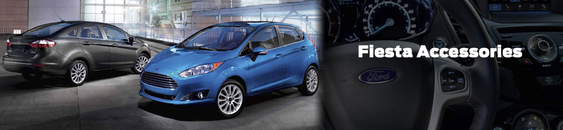 Shop Genuine Ford Fiesta Accessories at Titus Will Ford in Tacoma, WA