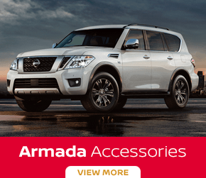 Research Nissan Armada Accessories From Carr Nissan in Beaverton, OR