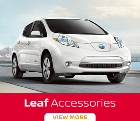 Research Nissan Leaf Accessories From Carr Nissan in Beaverton, OR