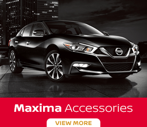Click to research our Maxima accessories at Carr Nissan in Beaverton, OR