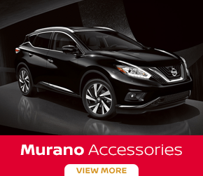 Research Nissan Murano Accessories From Carr Nissan in Beaverton, OR