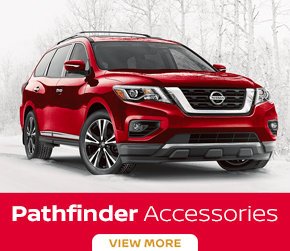 Research Nissan Pathfinder Accessories From Carr Nissan in Beaverton, OR