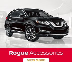 Research Nissan Rogue Accessories From Carr Nissan in Beaverton, OR