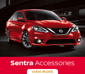 Click to research our Sentra accessories at Carr Nissan in Beaverton, OR
