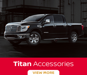 Click to research our Titan accessories at Carr Nissan in Beaverton, OR