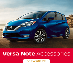 Research Nissan Versa Note Accessories From Carr Nissan in Beaverton, OR