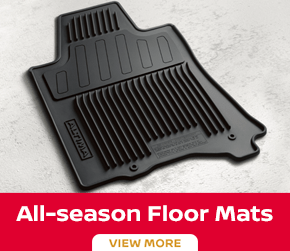Click to order the Altima all season floor mats at Carr Nissan in Beaverton, OR