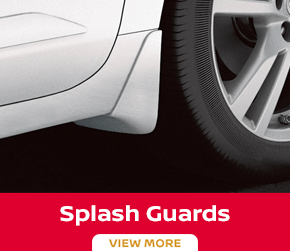 Click to order the Altima splash guards at Carr Nissan in Beaverton, OR