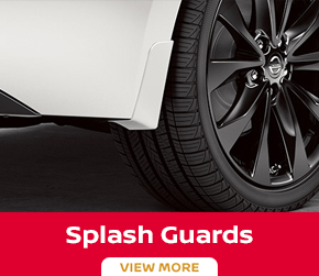 Click to order the Maxima splash guard at Carr Nissan in Beaverton, OR