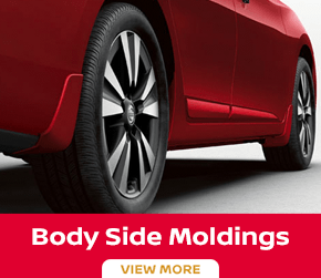 Click to order the Sentra body side moldings at Carr Nissan in Beaverton, OR