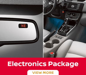 Click to order the Sentra electronics package at Carr Nissan in Beaverton, OR