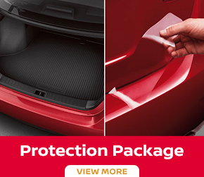 Click to order the Sentra protection package at Carr Nissan in Beaverton, OR