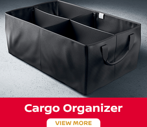 Click to order the Versa cargo organizer at Carr Nissan in Beaverton, OR