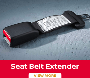 Click to order the Versa seat belt extender at Carr Nissan in Beaverton, OR