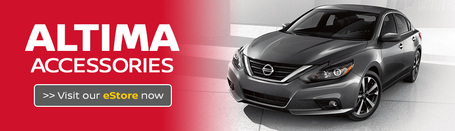 Nissan Altima Accessory Information in Beaverton, OR