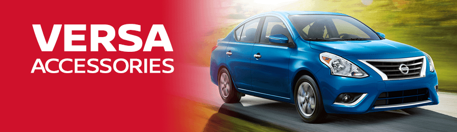 Click to order Versa accessories from Carr Nissan in Beaverton, OR