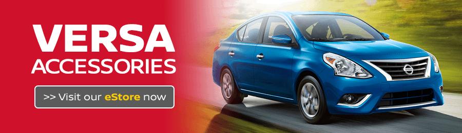 Nissan Versa Accessory Information in Beaverton, OR