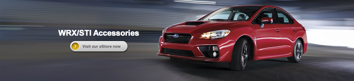 Order Genuine Subaru Impreza WRX & STi Performance Accessories from Shingle Springs, CA