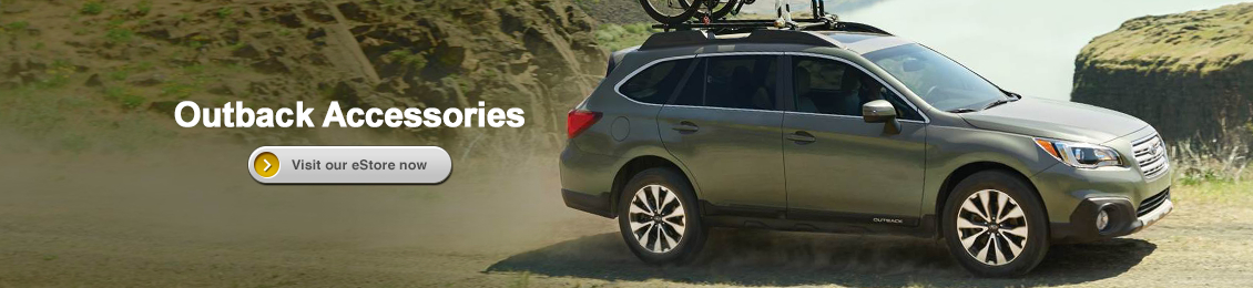 Visit our Genuine Subaru Parts and Accessories eStore and shop online for Outback accessories with Carlsen Subaru in Redwood City serving San Francisco, CA