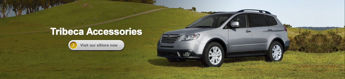 Genuine Subaru Tribeca Accessories & Performance Parts serving Shingle Springs, CA