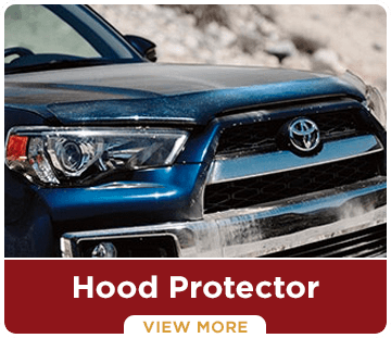 Click to view this 4Runner Hood Protector accessory in Tacoma, WA