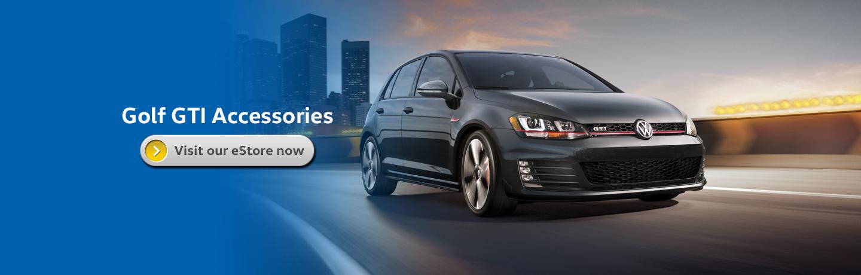 Volkswagen Golf GTI Accessories Information in Seattle, WA