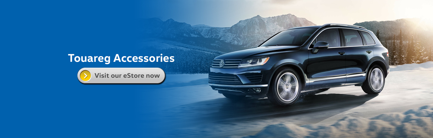 VW Touareg Accessory Information at Carter Volkswagen In Ballard