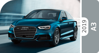 Click below to compare the new 2019 Audi A3 versus other luxury makes and models!