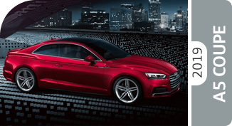 Click below to compare the new 2019 Audi A5 Coupe versus other makes and models!