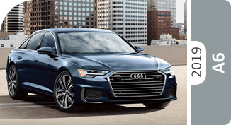 Click below to compare the new 2019 Audi A6 versus other makes and models!