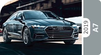 Click below to compare the new 2019 Audi A7 versus other luxury makes and models!