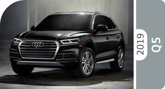 Click below to compare the new 2019 Audi Q5 SUV model versus other luxury makes and models!