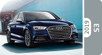 Click below to compare the new 2019 Audi S3 versus other luxury makes and models!