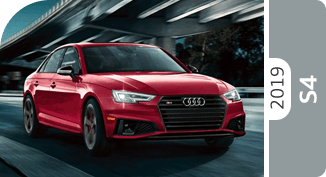Click below to compare the new 2019 Audi S4 versus other luxury makes and models!