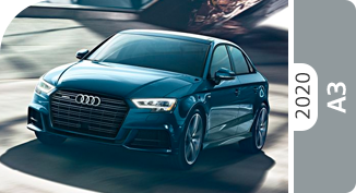 2020 Audi A3 Model Comparisons at McKenna Audi